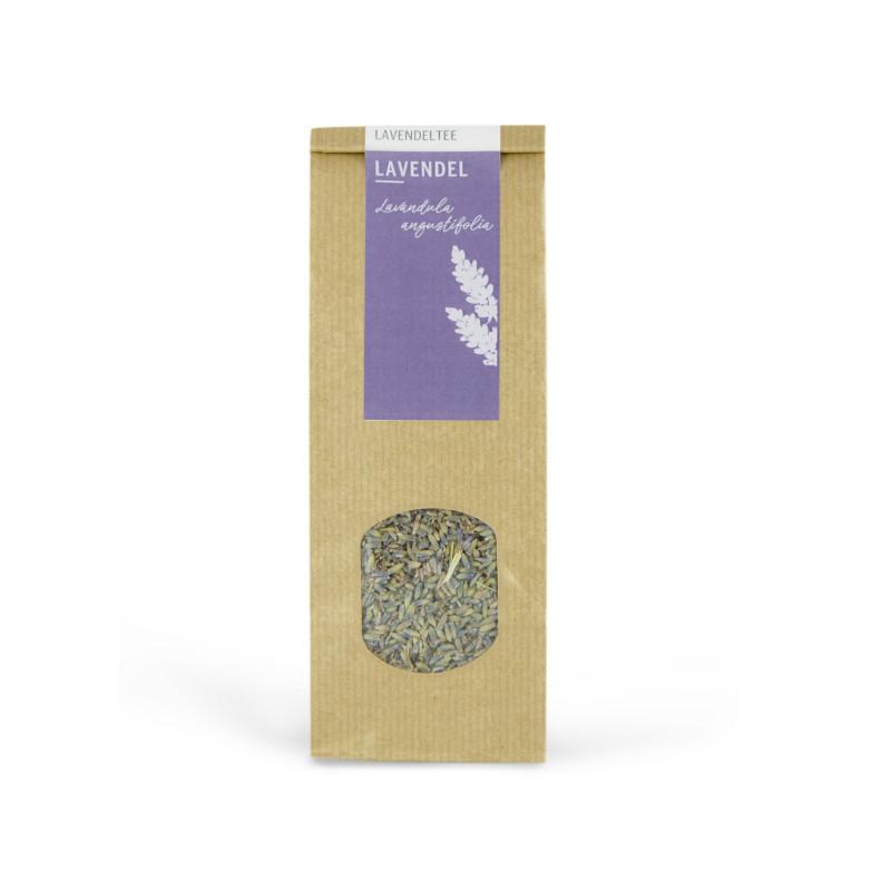 Lavendelblüten-Tee