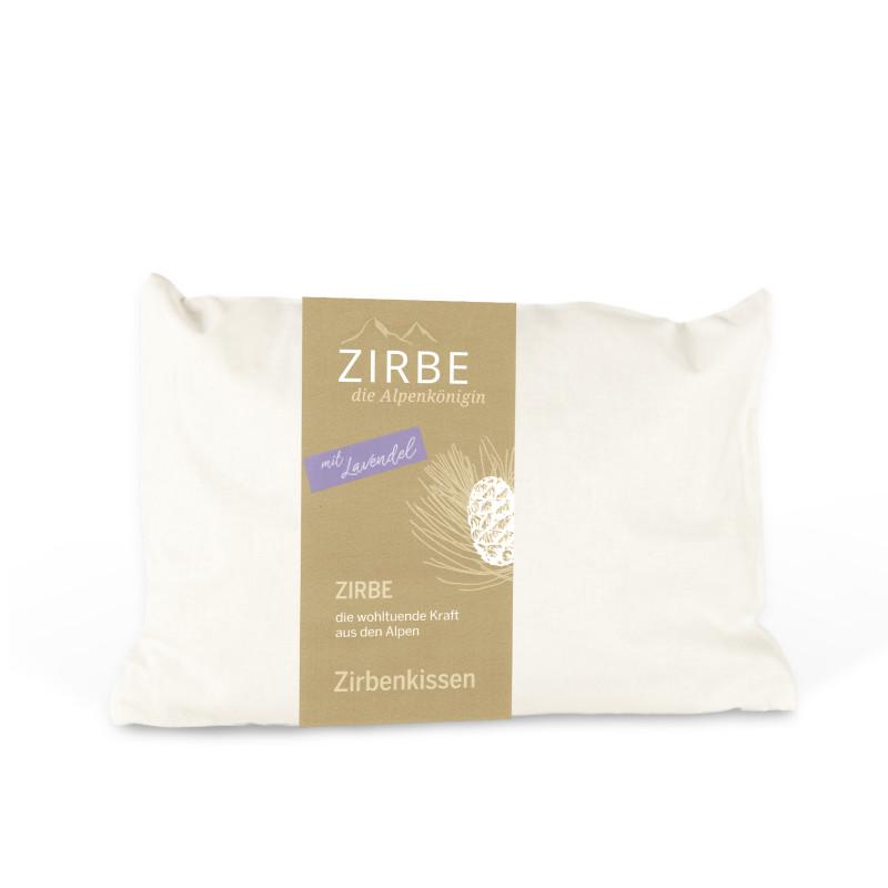 Zirben-Lavendel-Kissen