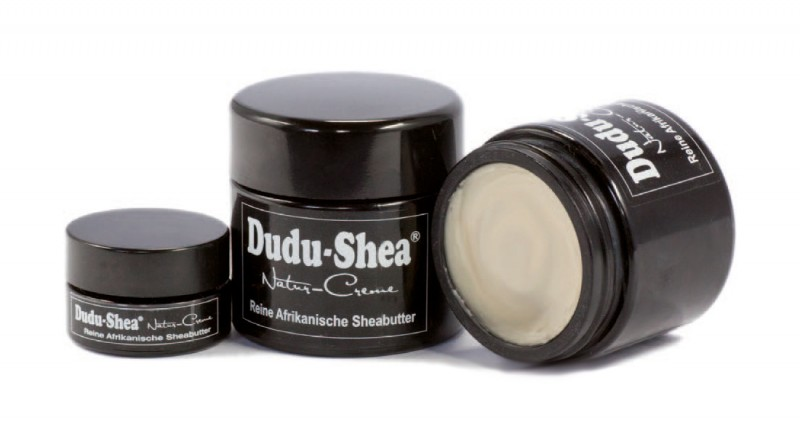 Dudu-Shea afrikanische Shea Butter 15ml