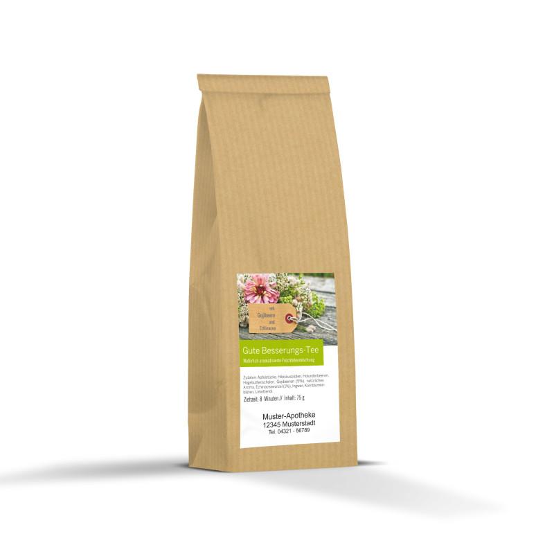Gute Besserungs-Tee Früchtemischung
