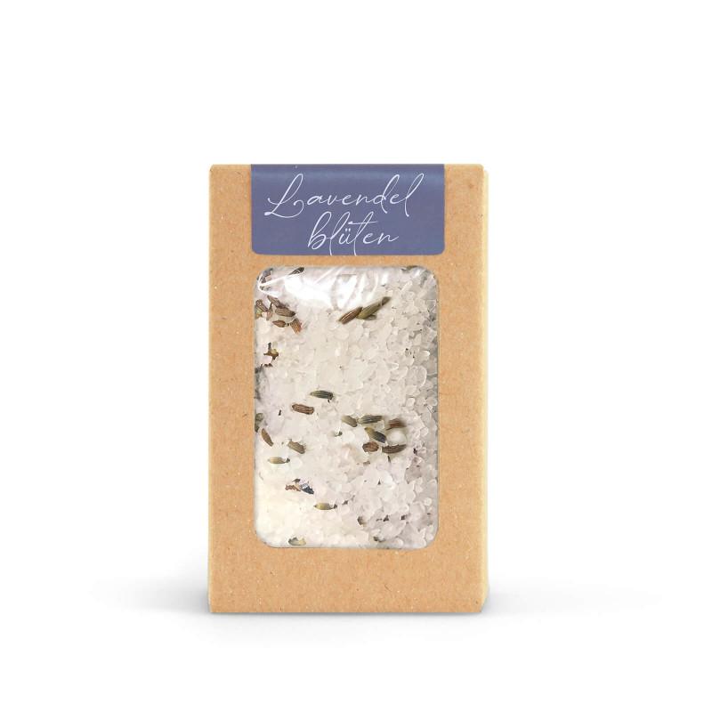 Lavendelblüten-Badesalz 100g
